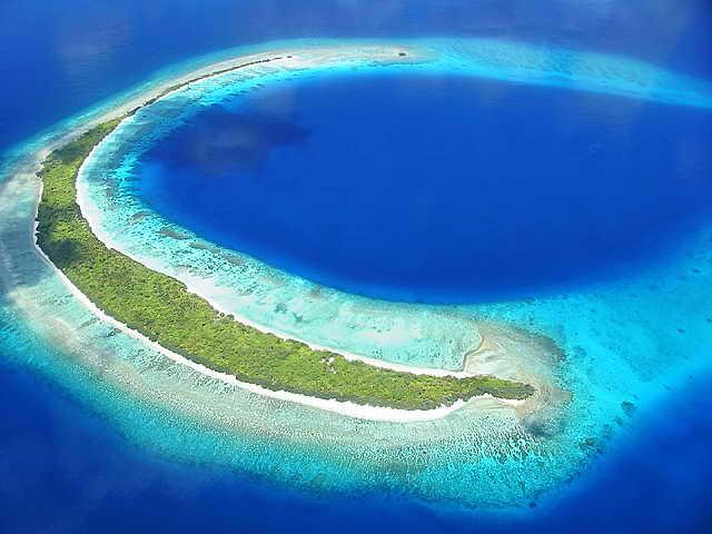 Атоллы Мальдивских островов