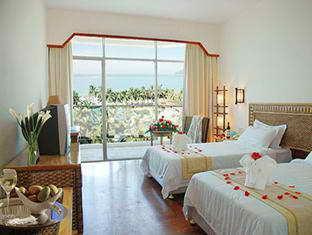 В номере отеля South China Resort