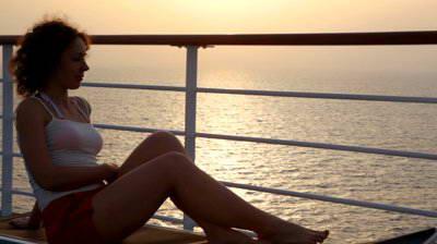 Отдохнуть в морском круизе здорово!