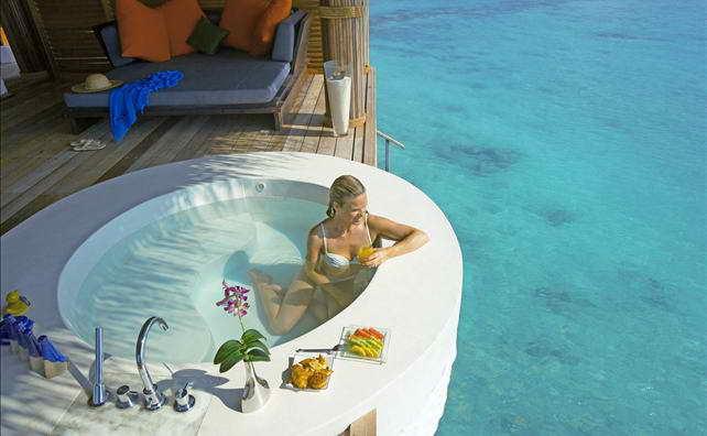 Самостоятельный отдых на Мальдивах