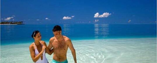 Мальдивы – это великолепие, которое создала сама матушка-природа