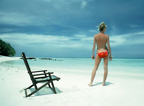 Пляжный отдых на Мальдивах