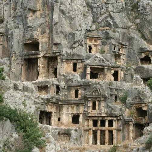 Экскурсии к достопримечательностям Анталии