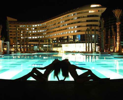Курорт Анталия, Турция