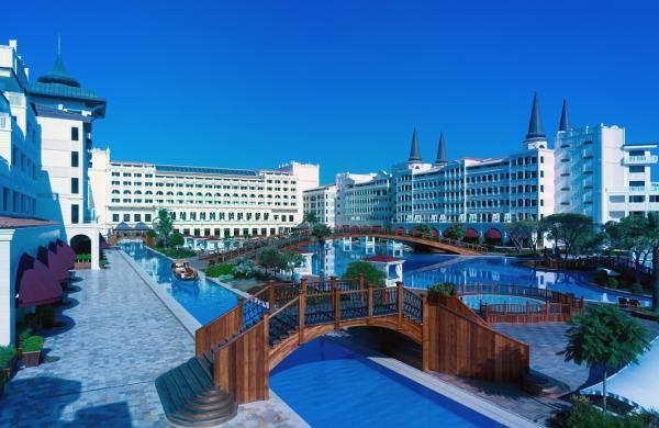 Гостиница Анталии Мардан Палас