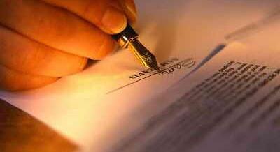 Перевод документов при оформлении визы