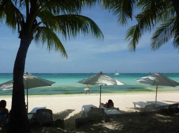 Пляжный отдых на острове Боракай, Филиппины