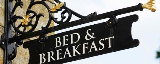 Гостиницы B&B все более популярны в Европе