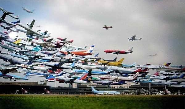 Авиаперевозчики Европы