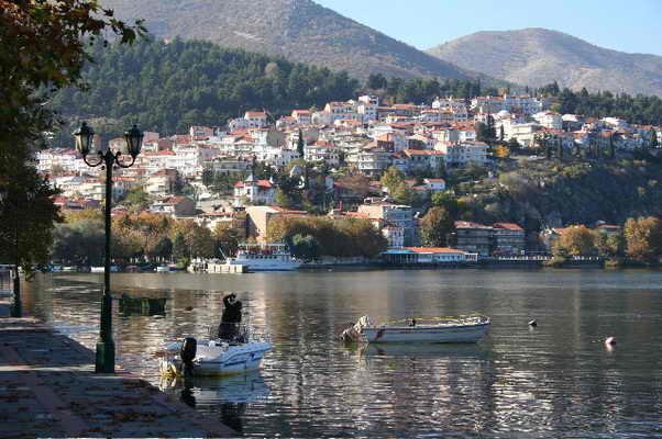 Греция, Касторья