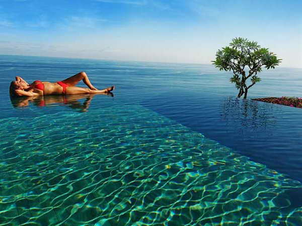 Пляжный отдых, Бали