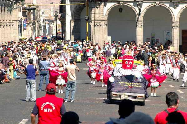 Карнавал Перу