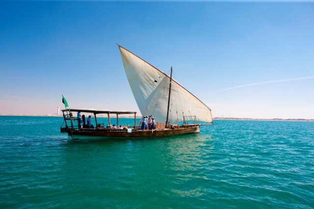 Путешествие за жемчугом в ОАЭ