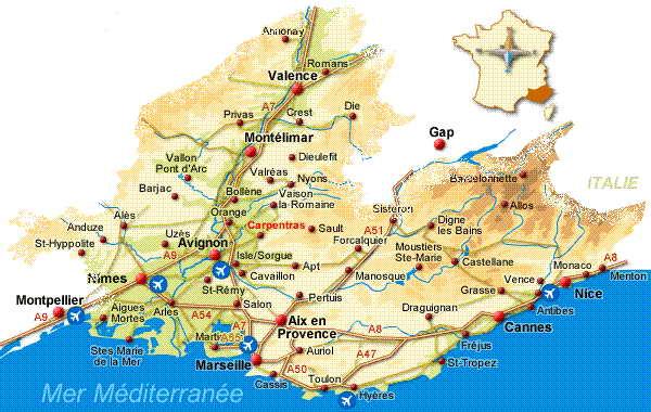 Французская Ривьера