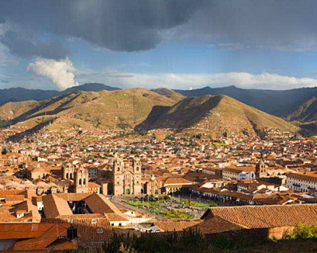 Куско Перу Южная Америка