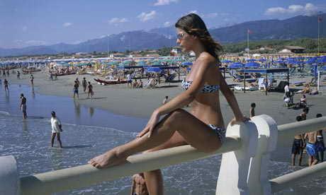 Пляжи Форте-дей-Марми