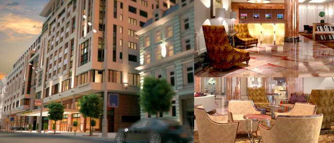 Новые гостиницы Москвы