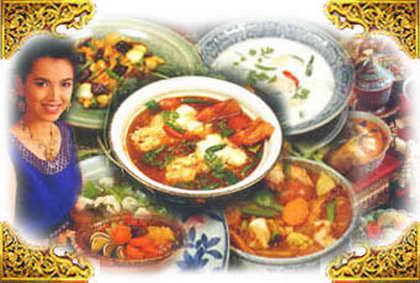 Тайская пища