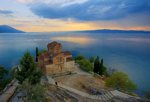 Курорты Македонии