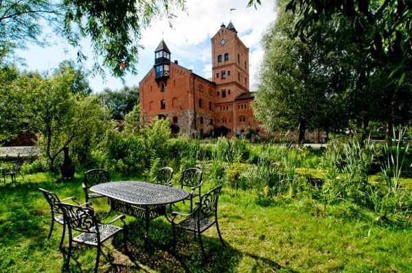 Гостиница Замок Радомышль