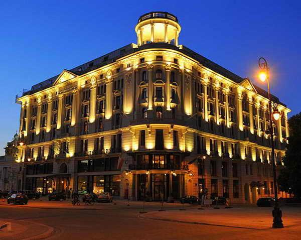 Отель Бристоль Варшава