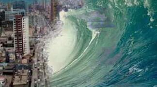 Новое цунами в Японии?