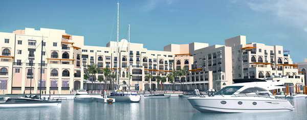 Новый отель в Абу-Даби