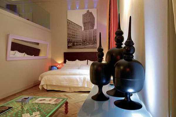 Милан, отель Seven Star Galleria