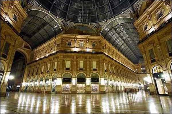 Семизвездочный отель в Милане Seven Star Galleria