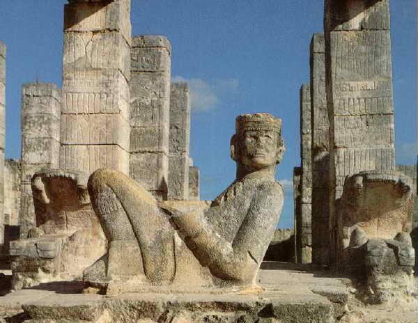 Чичен-Ица - памятник майя