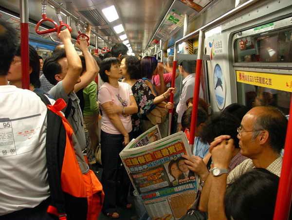 Метро в Гонконге