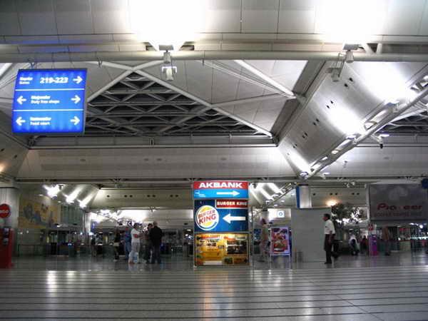 Аэропорт Ататюрка Стамбул
