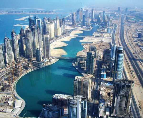 Выходные в Дубаи