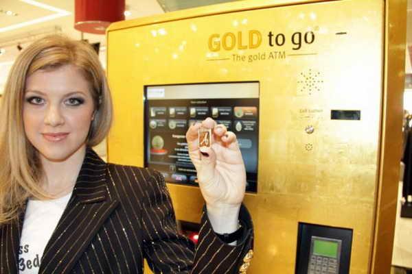 Золото Дубаи