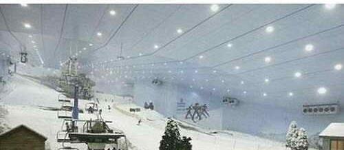 Скай Дубаи (Ski Dubai) — горнолыжный курорт посреди пустыни