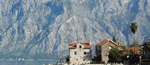 Жилая недвижимость в Черногории