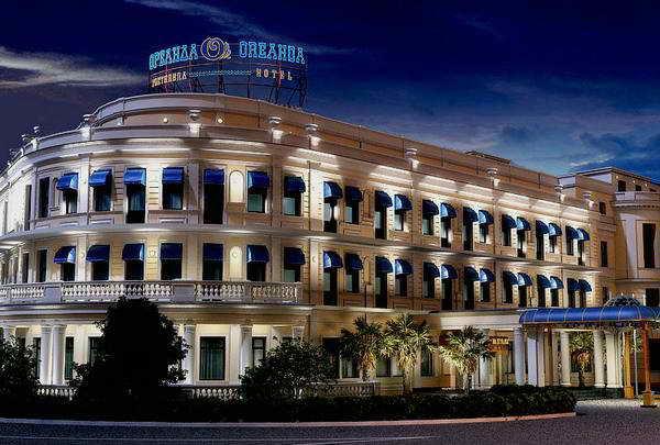 Отель Ореанда Ялта Крым