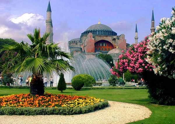 Стамбул Экскурсия