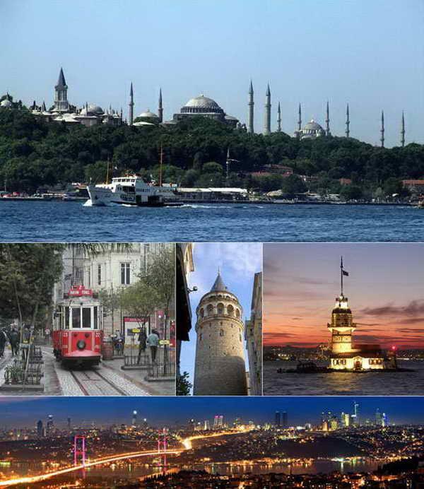 Стамбул (Истанбул)