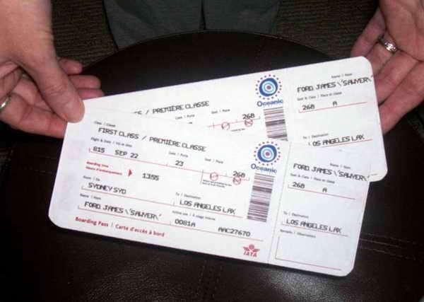 Авиабилеты для получения визы