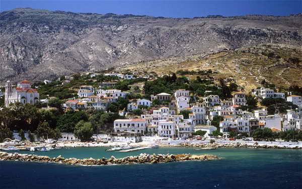 Остров Икария Греция
