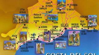 Курорты Коста дель Соль, Испания