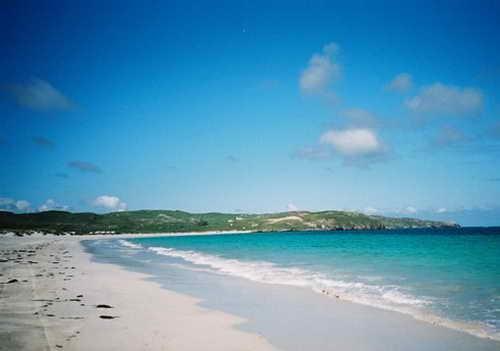 Пляжи острова Льюис