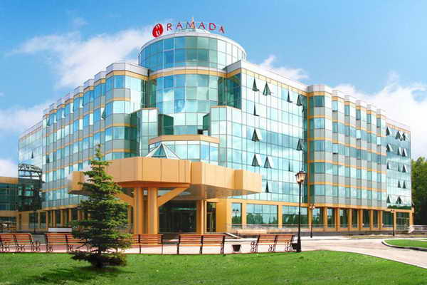 Отель Рамада Екатеринбург