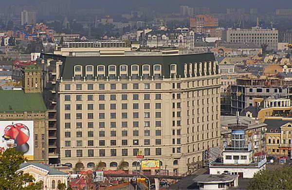 Киев Фермонт Гранд Отель