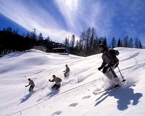 Лыжные курорты Европы