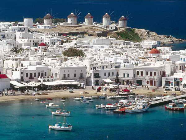 Греция Отдых недорого