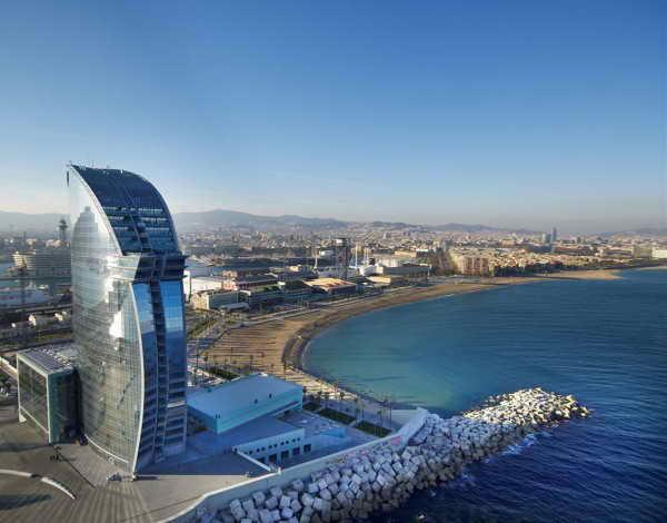 Отель W Барселона