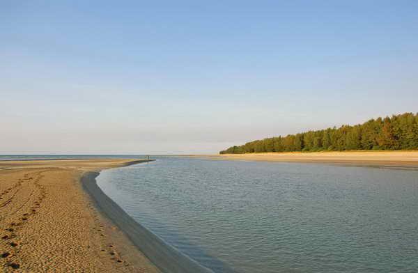 Пляжи Северных Территории Австралии