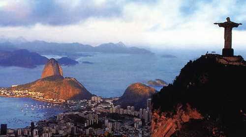 Отдых в Рио-де-Жанейро, Бразия